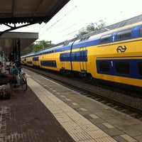 Photo taken at Station Driebergen-Zeist by Herman N. on 4/21/2012