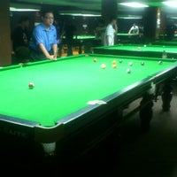 Photo taken at Elite Snooker & Pool Cafe by Ikhbarus Z. on 7/30/2012