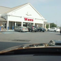 Photo taken at Wawa by Joe B. on 6/30/2012