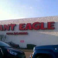 Photo taken at Giant Eagle Supermarket by Joshua M. on 3/17/2012