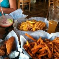 Photo taken at Halpins Grub and Grog by Karen P. on 7/30/2012