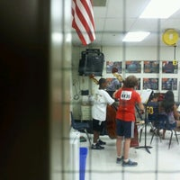 Photo taken at Rockwood South Middle School by Ronnie M. on 7/18/2012