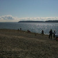 Photo taken at Mukilteo Lighthouse Park by Elisa D. on 5/26/2012