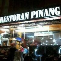 Photo taken at Restoran Pinang by Ctkdjh M. on 9/8/2012