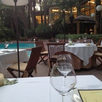 Foto tomada en Restaurante Els Capellans por Miki el 7/30/2012