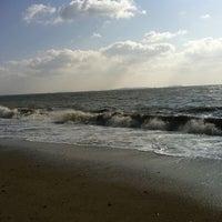 Photo taken at Beach! by Thomas H. on 3/11/2012
