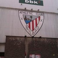 Foto tomada en Estadio de San Mamés por Jennifer P. el 4/6/2012