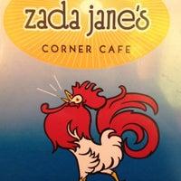 Photo taken at Zada Jane's Corner Cafe by Roy S. on 5/26/2012