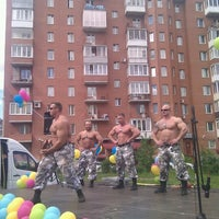 Photo taken at Школа № 253 by Вета Б. on 6/30/2012
