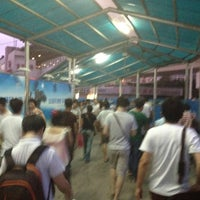 Photo taken at Yishan Rd. Metro Stn. by Lien Z. on 8/7/2012
