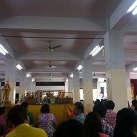 Photo taken at Wat Thongnai by i-Dle on 4/14/2012