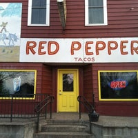 Photo taken at Red Pepper by Jacob W. on 5/11/2012