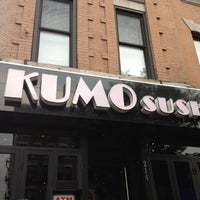 Photo taken at Kumo Sushi by Alyssa M. on 8/3/2012