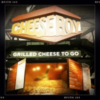 Photo taken at Cheeseboy by Sousou B. on 4/5/2012