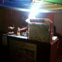 Photo taken at Anams burger stall 12 by Khalis M. on 7/6/2012