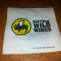 Photo taken at Buffalo Wild Wings by Thiago D. on 7/12/2012