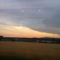 Photo taken at RENFE Les Franqueses del Vallès by Gisel . on 5/29/2012