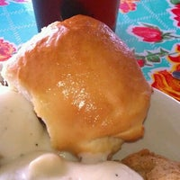 Photo taken at Texan Cafe & Pie Shop by J Catherine T. on 9/1/2012