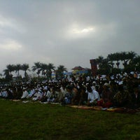 Photo taken at Lapangan Merdeka by Nanang I. on 8/19/2012