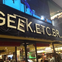 Photo taken at Geek.Etc.Br by Glebe D. on 9/6/2012