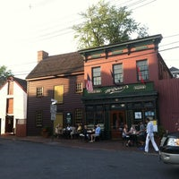 Photo taken at McGarvey's Saloon & Oyster Bar by Meg B. on 6/8/2012