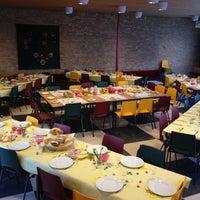 Photo taken at Goede Herderkerk by Gert v. on 4/8/2012