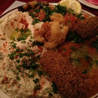 Photo taken at Old Jerusalem Restaurant by Lily on 4/8/2012