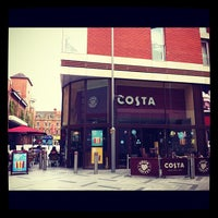 Costa Coffee City Centre Leicester Leicester