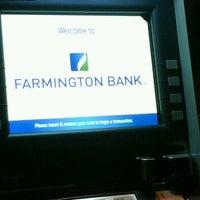 Photo taken at Farmington Bank by Nicholas James O. on 3/9/2012