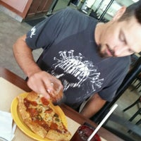 Photo taken at Cicis by Sylvia B. on 6/21/2012