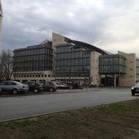 Photo taken at TVN by Grzegorz K. on 4/21/2012