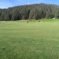 Photo taken at Evergreen Golf Course by Mike M. on 5/18/2012