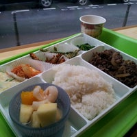 Photo taken at Ace Gourmet Bento by Ben T. on 2/21/2012