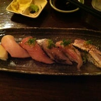 Photo taken at Ahi Sushi by Mike W. on 5/16/2012