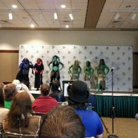 Photo taken at Emerald City Comicon by dan s. on 4/1/2012