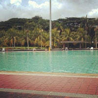 Photo prise au Yio Chu Kang Swimming Complex par Shing Kae H. le7/15/2012