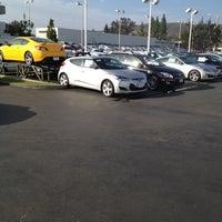 Photo taken at Ladin Hyundai Subaru by Jody D. on 3/24/2012