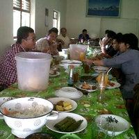 Photo taken at RM Langensari by Hermawan S. on 2/9/2012