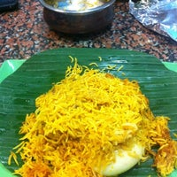 Photo taken at Blue Diamond Restaurant by Peruthivi R. on 9/8/2012