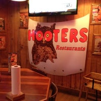 Photo taken at Hooters by Malte S. on 3/22/2012