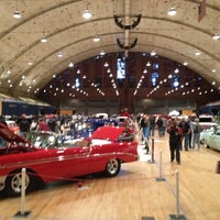 Photo taken at DC Armory by DC N. on 3/4/2012