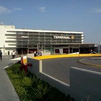 Photo taken at Terminal C by Estuardo A. on 5/6/2012