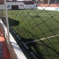 Photo taken at Futbol Rapido Seminario by Adrian M. on 9/2/2012