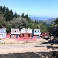 Photo taken at Mt. Tamalpais Amphitheater by Joe Y. on 6/2/2012