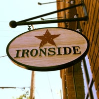 Photo taken at Ironside by Jason A. on 6/5/2012