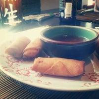 Photo taken at GINGER | ķīniešu virtuve, suši bārs by iLva K. on 5/1/2012