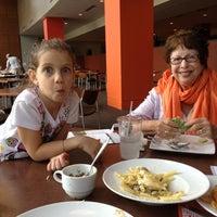 Photo taken at Nourish Cafe by Noel V. on 9/9/2012