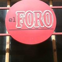Foto tomada en El Foro por Francisco B. el 4/6/2012