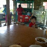 Photo taken at Nasi Uduk Aris by Yudi A. on 2/11/2012