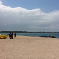 Photo taken at Padi Water Sport, Tanjung Benoa, Bali by 'Risky A. on 8/3/2012